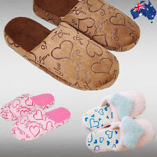 3 Pairs Winter Indoor Slippers Plush Soft Warm Slipper Shoe CSLIP20/30