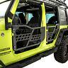 Rock Crawler Body 4X4 Armor Front+Rear Tubular 4 Door for 07-17 Jeep JK Wrangler