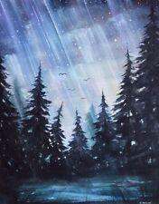 Watercolour Artist Blue Art Paintings