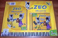 Toggolino Kinder Box Film DVD & Hörspiel CD Zeo