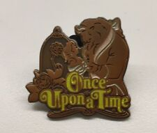 Disney Pin Tokyo Disney Once Upon A Time Beauty And The Beast Pin Belle Pin Rare