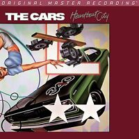 THE CARS - HEARTBEAT CITY - HYBRID SACD - #'D CD - MOBILE FIDELITY