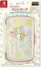 Nintendo and San-X Official Kawaii Nintendo Switch Hard Case -Sumikko Gurashi (T