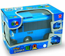 New Little Bus TAYO friction powered car/Korean cartoon character/ Kids Toy Gift