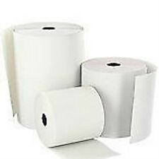 THERMAL PRINTER ROLLS 80mm x 80mm x 1 PLY 4 BOXES X 20 ROLLS (80 ROLLS) TH8080