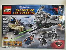 LEGO 76003 DC Universe Super Heroes Superman Battle of Smallville 418 pc Age 6+