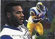 Jerome Bettis Rams 1995 Flair Preview #17 OF 30