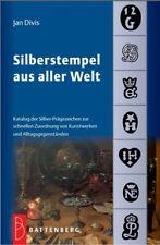 Fachbuch Silberstempel aus aller Welt - sehr viele Punzen NEU OVP und GÜNSTIG
