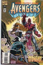 The Avengers #380 (Nov 1994, Marvel) Fine