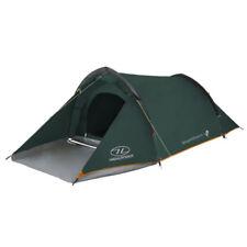 Tende da campeggio ed escursionismo tunnel verde 2 persone