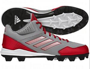 adidas Men's Wheelhouse Mid Baseball Cleat
