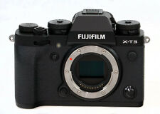 Fujifilm X-T3 26.1MP Mirrorless Digital Camera Body Black