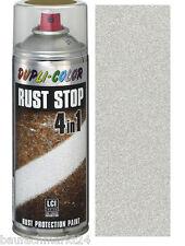 Dupli-Color Rust Stop Silber eisenglimmer 400ml 4in1 Rostschutzlack Spray