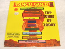 """""""Disco Gold #6 - Top Tunes of Today"""" 1977 Pop LP, SEALED!, by Dimensional Sounds"""