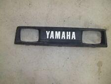 1986 YAMAHA MOTO 4 225 FRONT GRILL PLASTIC