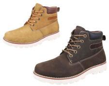 Markenlose Gefütterte Herrenstiefel & -boots aus Echtleder