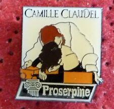 PIN'S FILM CINEMA CAMILLE CLAUDEL COLLECTION PROSERPINE