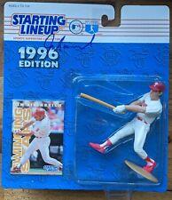 AUTOGRAPHED! Jim Eisenreich Starting Lineup 1996 Philadelphia Phillies