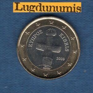 Chypre 2009 1 Euro SUP SPL Pièce neuve de rouleau - Cyprus