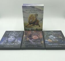 Wonderworks The Chronicles of Narnia Boxed Set (3 Dvd Set) Bbc *No Scratches*