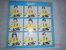 Hard Up Heroes-2 Vinyl Album With oa David Bowie