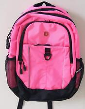 SwissGear Day Pack Pink with Black Backpack Computer Tablet Bag