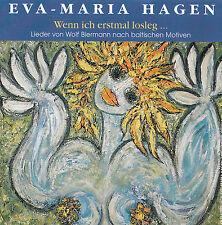 EVA-MARIA HAGEN - CD - Wenn ich erstmal losleg...