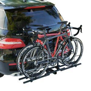 Soporte Trasero De Autos Para Transportar 2 Bicicletas Facil Y Rapido