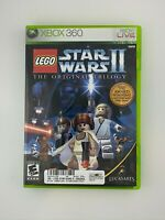LEGO Star Wars II: The Original Trilogy - Xbox 360 Game - Complete & Tested