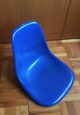 EAMES Herman Miller original vintage fiberglass stacking chair- mcm Mid Century