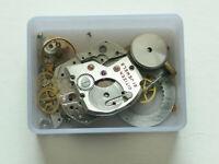 Rare Vintage Citizen Excel Date 21J Mechanical Watch Movement 1960' Repair/Parts