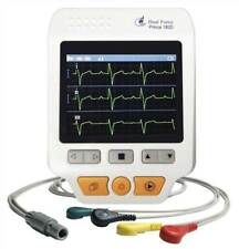 Heal Force Prince 180D Colour Handheld ECG Monitor - Continuous Mode Deluxe Set