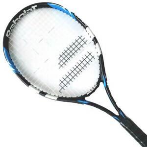 Babolat FIRST 105 blue - Tennisschläger besaitet - Auslaufpreis