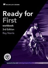 Ready for FCE Workbook (- Key) + Audio CD Pack (Ready for Series) by Roy Norris