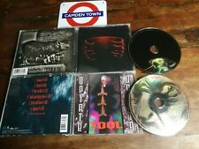 🔥Tool - Opiate / Undertow Volcano Entertainment 1992 & 1993 2x Cd Eccellente