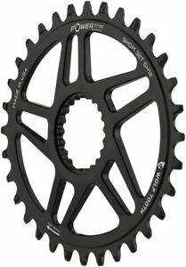 Elliptical Shimano Hyperglide+ Direct Mount Chainrings - Wolf Tooth Elliptical