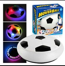 Kids Hover Fun LED Football Gift Indoor Soft Foam Floating Fun ball