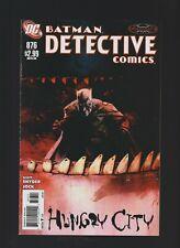 Detective Comics # 876 (DC, Batman, FN, High Res Scans) Combined Shipping!