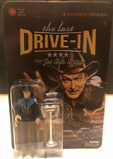"""Joe Bob Briggs 3.75"""" Action Figure Fright Rags Last Drive-In Monstervision"""