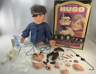 1975 KENNER HUGO MAN OF A THOUSAND FACES DOLL FIGURE ALAN ORMSBY w Box