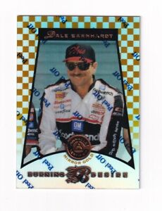 1997 Pinnacle Certified MIRROR GOLD #93 Dale Earnhardt BV$30! SUPER SCARCE!