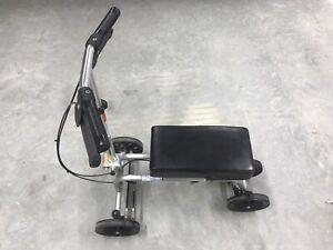 Essential Medical Free Spirit Knee and Leg Walker, P4000, Weight Capacity 400lbs