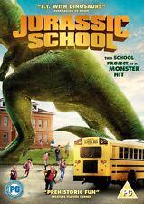 Jurassic School (DVD) (NEW AND SEALED)  (REGION 2) (FREE POST)