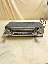 Vintage Chevrolet Car Stereo Delco Radio ID number 73MCJ-4673