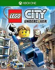 Xbox On 1 LEGO City Undercover NEW Sealed REGION FREE USA Game