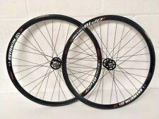 Weinmann Deep V DP18 Track Fixie Wheels BLACK Fixed Gear NEW