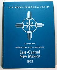 Guidebook East-Central New Mexico 1972 / 23rd Field Conference NMGS