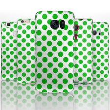 Fundas y carcasas estampado de plástico de color principal blanco para teléfonos móviles y PDAs