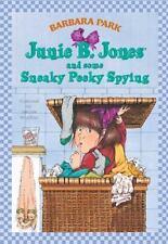 Junie B. Jones Some Sneaky Peeky (Junie B. Jones 4, Library Binding)-ExLibrary