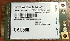 New Sierra Wireless MC7304 2G 3G 4G LTE/HSPA+ GPS Module Unlocked Mini PCIE